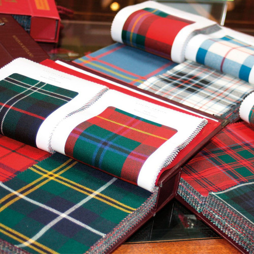 Braeriach 13 oz. Medium Weight Tartan Fabric Sample