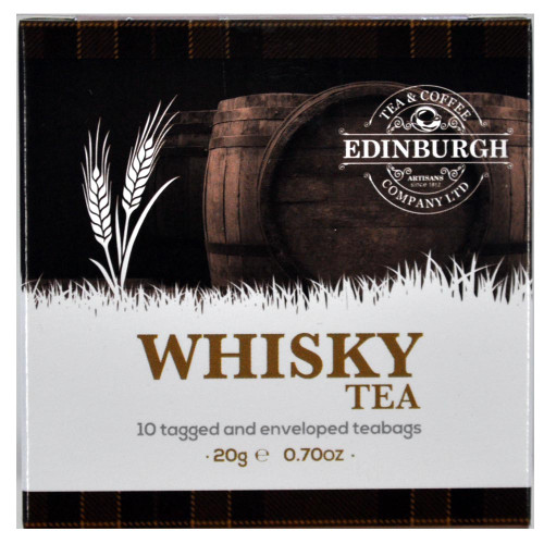 Whisky Flavored tea bags
