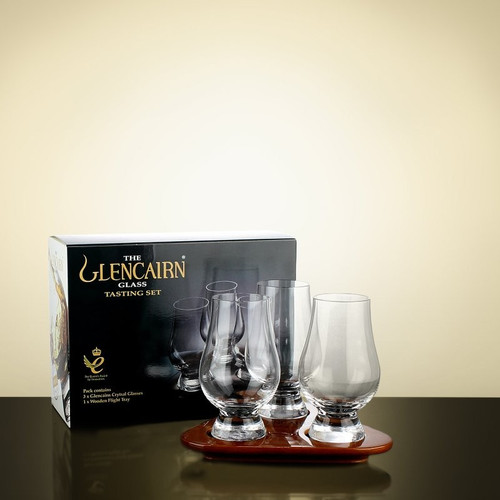 GLENCAIRN GLASSES FLIGHT TRAY
