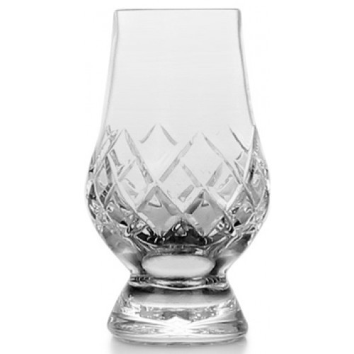 Cut Crystal Glencairn Whisky Glass