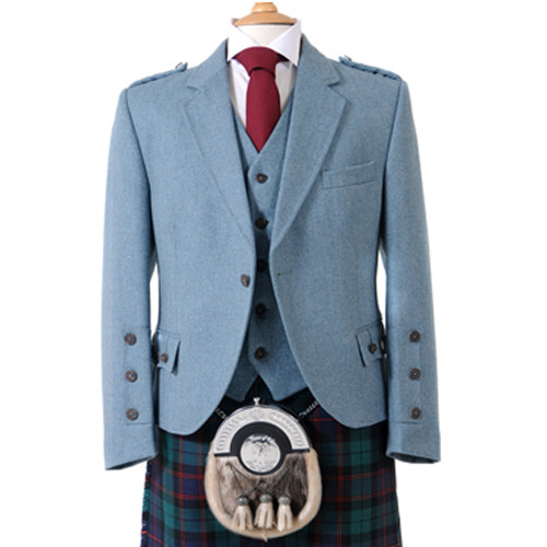 Clunie Tweed Jacket