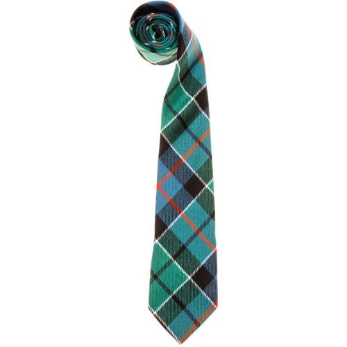 Boys Tartan Tie