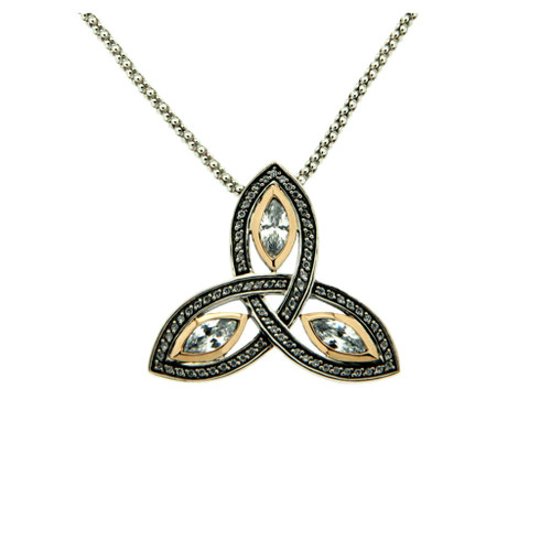 Trinity Knot Necklace