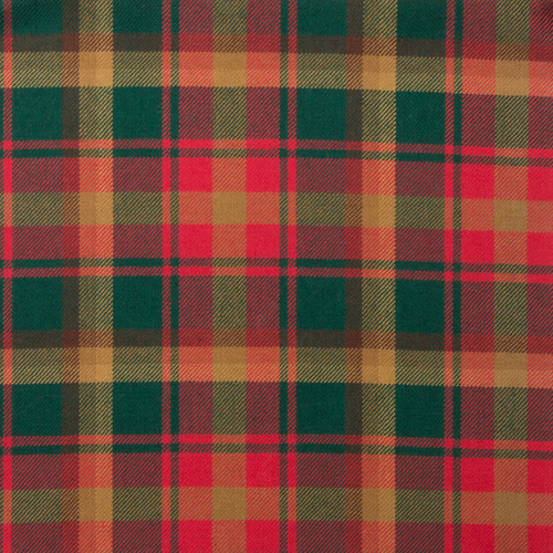MAPLE LEAF LIGHT WEIGHT TARTAN