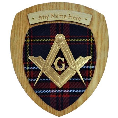 Masonic Plaque