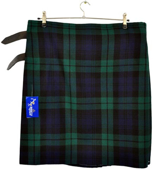 Black watch 8 Yard Traditional Kilt