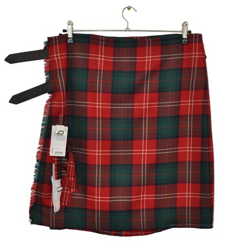 Modern Chisholm Casual kilt 10oz