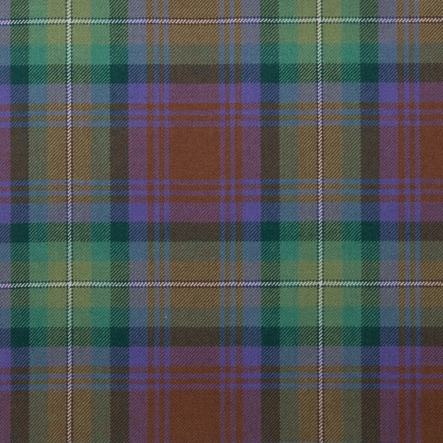 Made to Order 10oz Lightweight Tartan Blanket with lining