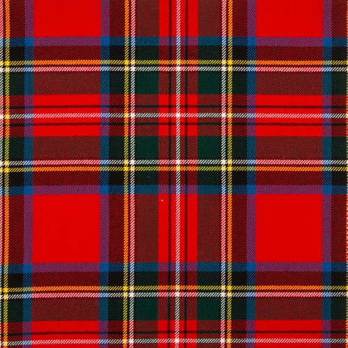 Made to Order 13oz Lightweight Tartan Blanket with lining