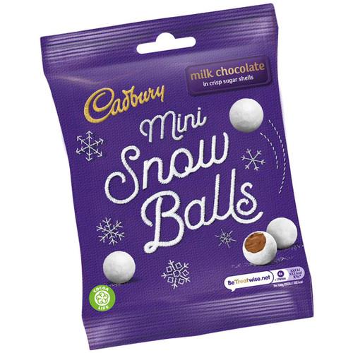 Cadbury mini Snow Balls