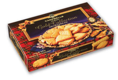 CAMPBELLS 150g Gold Collection Shortbread
