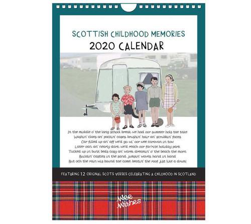 Wee Wishes Scottish Childhood Memories 2020