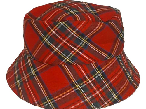 Children's Royal Stewart Bucket Hat