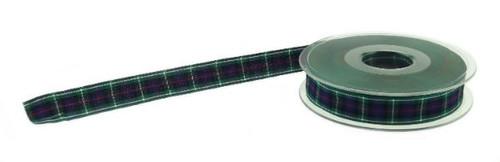 16mm Tartan Ribbon
