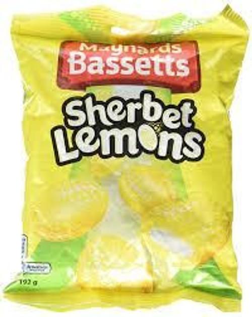 Maynard Bassetts Sherbet Lemons
