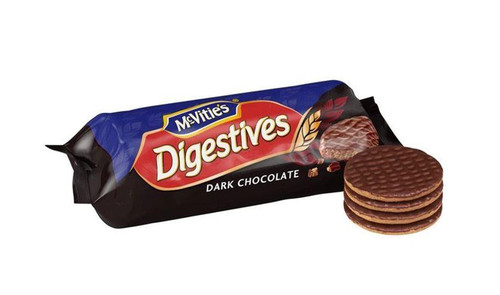 McVitie's | Dark Chocolate Digestives 266g