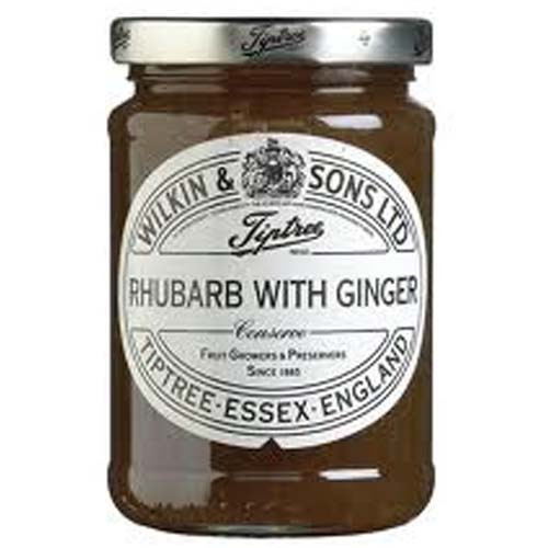 Wilkin & Sons Tiptree Rhubarb With Ginger