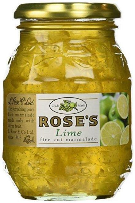 Rose's Lime Fine Cut Marmalde