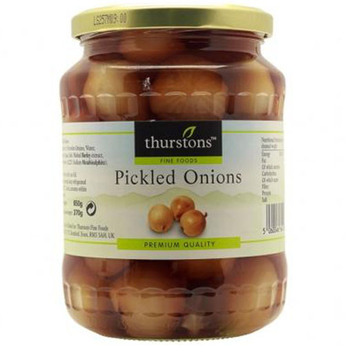 Thurstons Pickled Onions 650g
