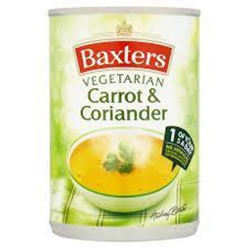 Baxters Vegetarian Carrot & Coriander