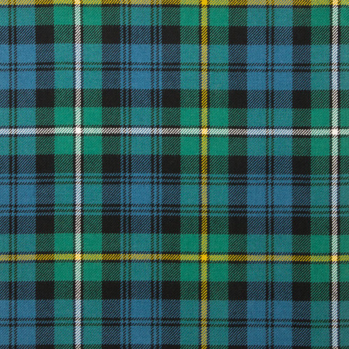 Campbell of Argyll Ancient Light Weight Tartan Fabric