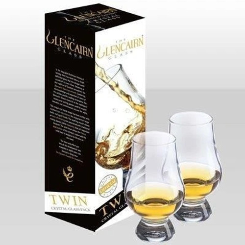 Glencairn Whisky Glasses | Twin Pack