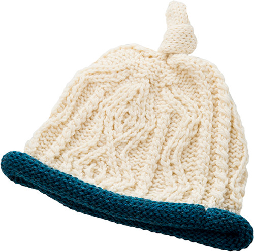 Baby Two Colour Hat