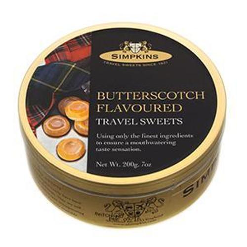 Simpkins Butterscotch Sweets 200g