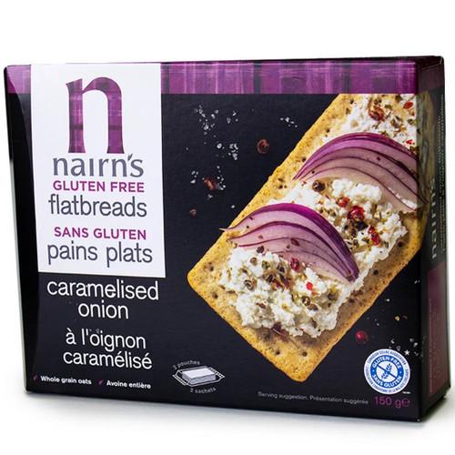 Nairn's Gluten Free Carmelized Onion Flatbread