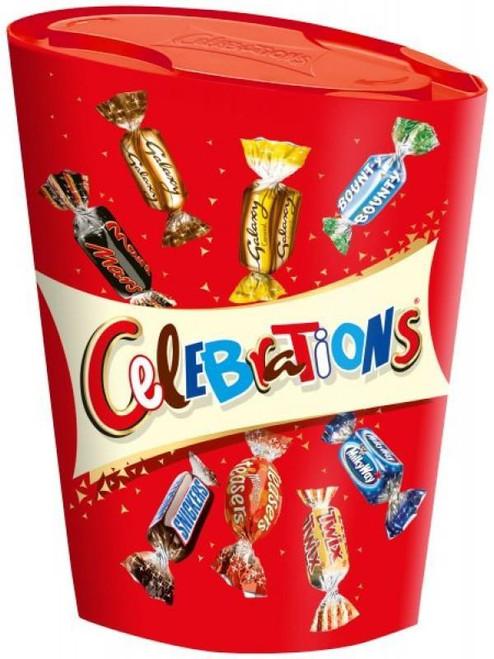 Mars Celebration Carton
