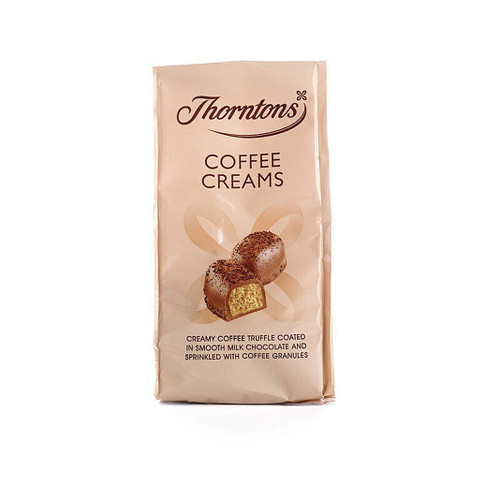 Thorntons Coffee Cream Truffles