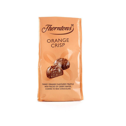 Thorntons Orange Crisp Truffles