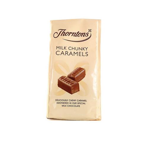 Thorntons Milk Chunky Caramels