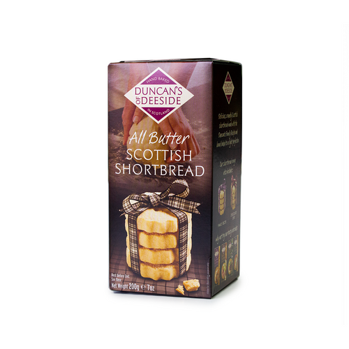 Duncan's of Deeside All Butter Shortbread