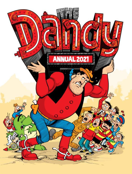 The Dandy Annual 2021 Hardcover