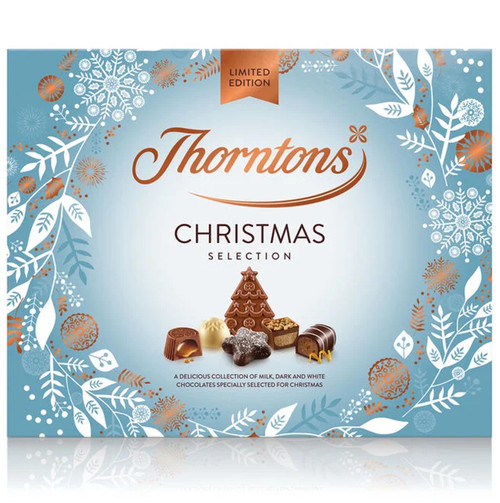 Thorntons Christmas Selection