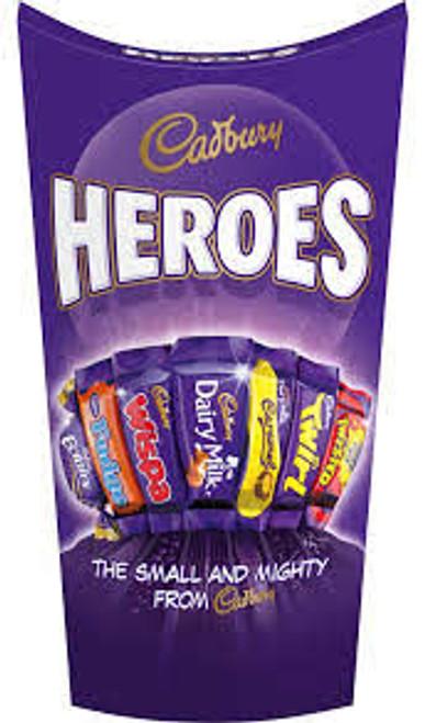 Cadbury Heros
