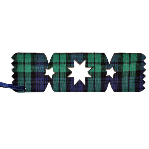 Black Watch Christmas Cracker Ornament