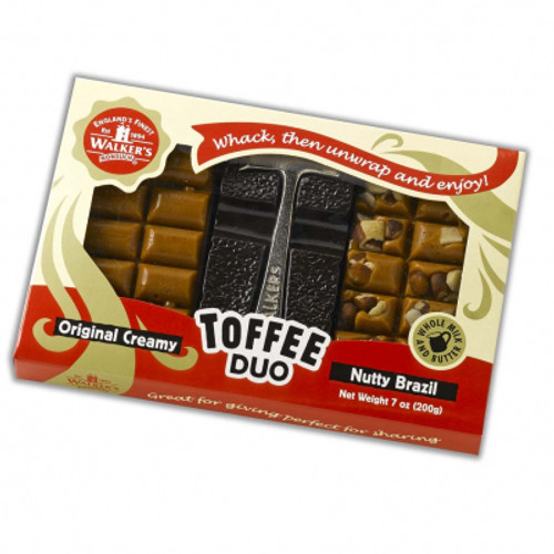 Walker's Luxury Toffee Selection 200g