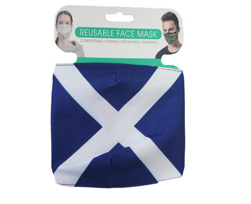 Reusable Adult Face Mask Saltire