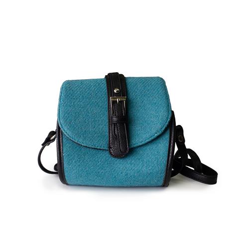 Harris Tweed Mini Shoulder Bag