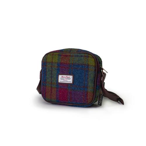 Harris Tweed Almond Mini Handbag