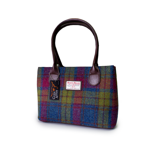 Harris Tweed Cassley Handbag