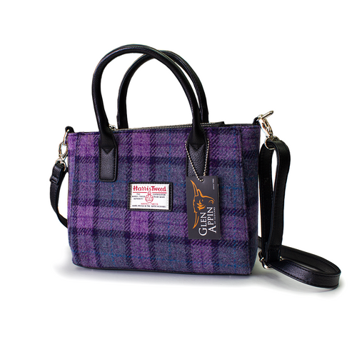 Harris Tweed Brora Handbag