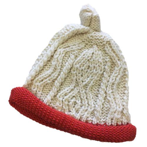 Aran Woollen Mills | Baby Aran Hat