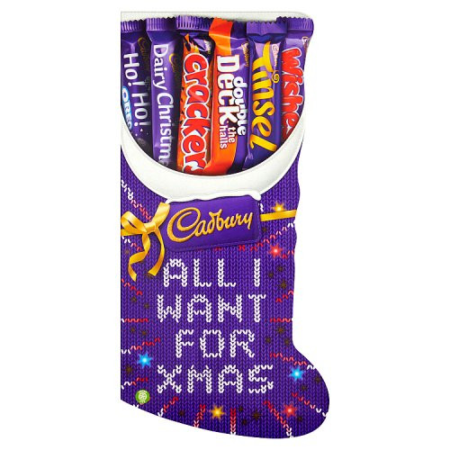 Cadbury Stocking Selection Box