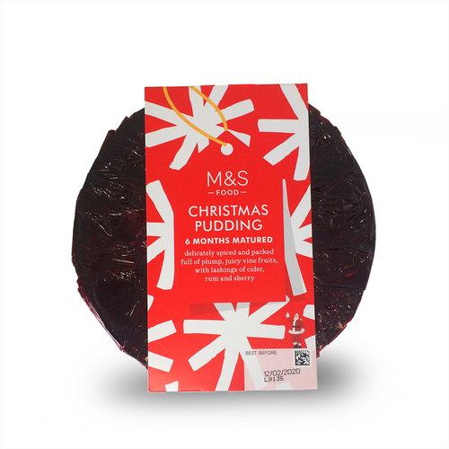 M&S | Christmas Pudding 907g