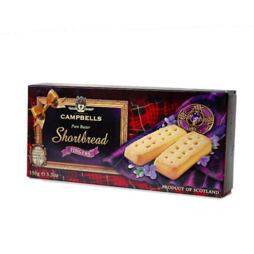 Campbells | Shortbread Fingers 150g