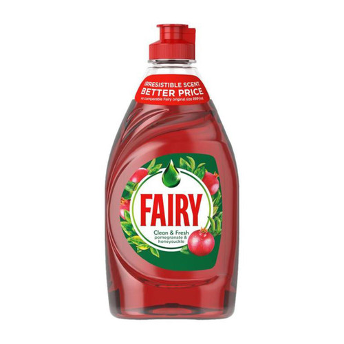 Fairy Dishwashing Liquid   Pomegranate & Honeysuckle