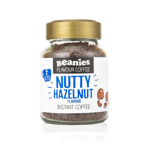 Beanies Instant Coffee | Nutty Hazelnut